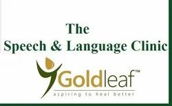 Spech And Language Therapy