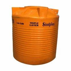 Simplex Water Tank
