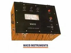 Waco WI 5001HM Analogue Insulation Tester
