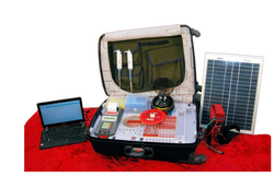 Portable Blood Testing Mobile Lab, For Laboratory Test, Treatment: Normal