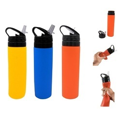 Silicone Sipper Bottle 700 mL