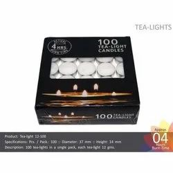 Tea-Light 12-100