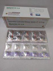 Paroxetine 12.5 Mg