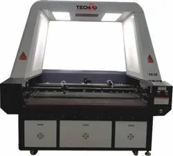 Fabric Camera Laser Cutting Machine