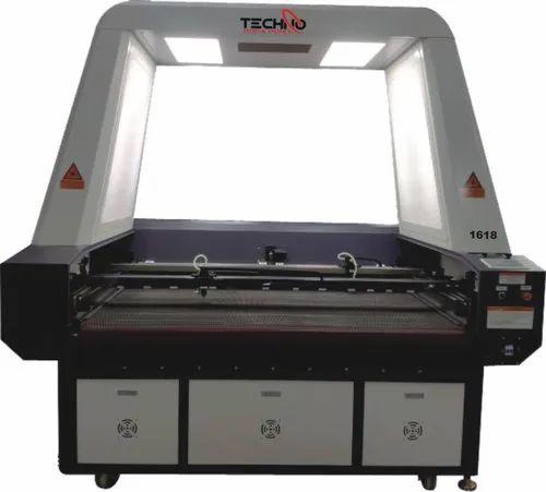 Fabric Camera Laser Cutting Machine