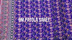 Double Patola Sarees