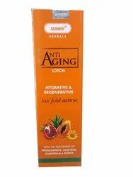 Anti Aging Lotion