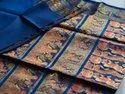 Baluchari Designer Pure Silk Saree