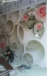 Customise pvc wall panel