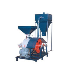 Semi Automatic Industrial Flour Mill
