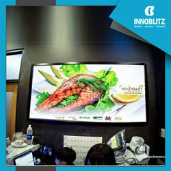 Immediate Corporate Video Display Making Service