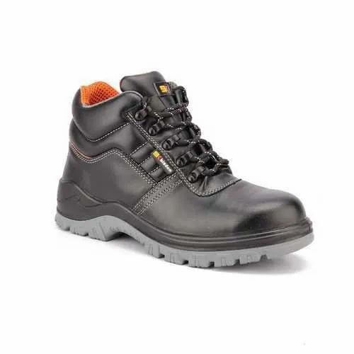 9K Black Oil Resistant Safety Shoes
