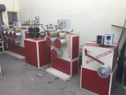 Automatic PP Box Strapping Plant