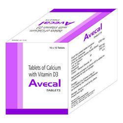 Calcium Citrate Vitamins Minerals Tablet