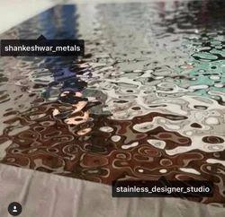 Stainless Steel Decorative Facade Sheet