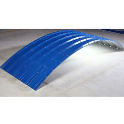 Crimped Metal Roofing Sheets