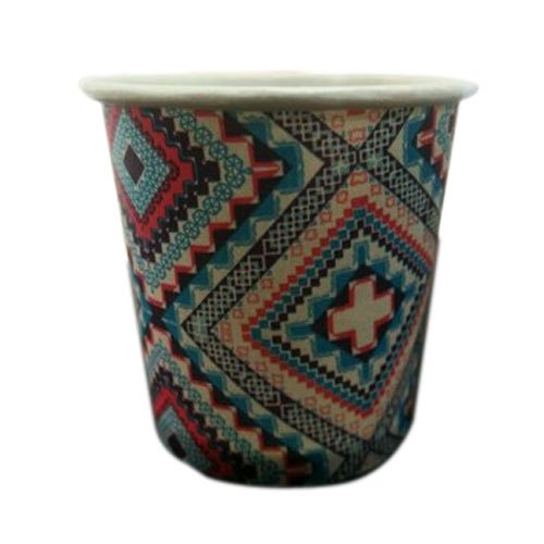 Multicolor Disposable Printed Paper Cup