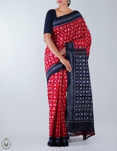 333936d7137b02 Unnati Silks Pure Handloom Sambalpuri Cotton Saree, Rs 1499 /piece ...