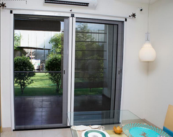 Retractable Mosquito Screen