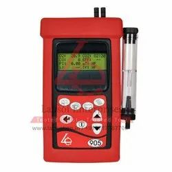 Hand Held Flue Gas Analyzer