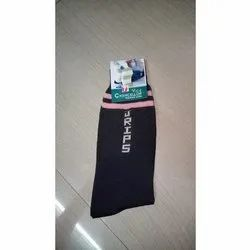Mens Cotton Black Socks