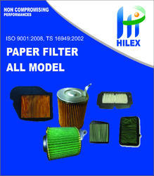 Hilex Air Paper Filter for Hero