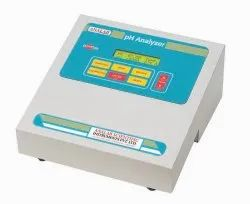 ANALAB pH/mV/Temperature Analyzer (Two Point Calibration), pHCal5, for Laboratory Use