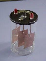 Che-009 Copper Volta Meter (Coulomb Meter)
