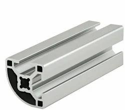 3030 Quarter Round T Slotted Aluminium Profile