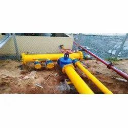 Secondary LPG Pipeline Installation Service
