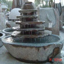 Granite Waterfall Fountain