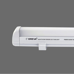 Aluminum Warm White Oreva Tube Light