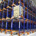 Radio Pallet Shuttle Racking System