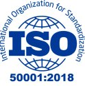 ISO 50001:2018 - Energy  Certification
