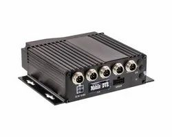 Mobile DVR with GPS system