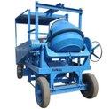 Four Leg Concrete Mixer Machine