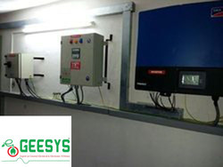 Solar AC Distribution Box for 25kwp