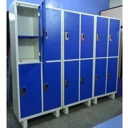 4 Compartment Storage Locker