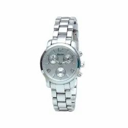 Oulm HT3256WH Analog Silver Dial Women's Watch