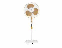Mist Air Icy Yellow Ochre Pedestal Fan