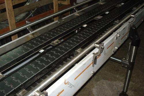 Material Handling Equipment - 3 Way Diverter Exporter from Noida
