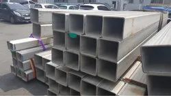 Stainless Steel Square Welded Pipes