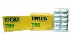 Ciprofloxacin Tablets USP 750 Mg