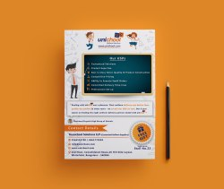 Graphic Brochure Design