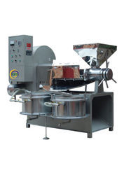 CG-260 Sunflower Oil Press Machine