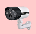 Outdoor Ip Camera, Model No.: Ca4bwk-ip3-poe-2.2mp