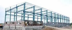 Steel Panel Build Prefabricated Factory Shed