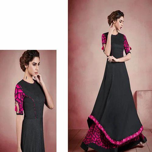 Karigari Stylish Look Gown