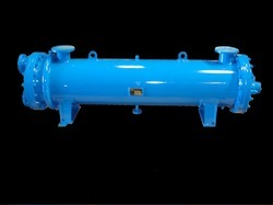 Brazewell Fresh Water Cooler Marine, Shell & Tube