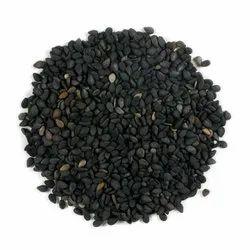 Natural Sesame Seed Z- Black (Til Kala), For Cooking, Packaging Size: 30 Kgs